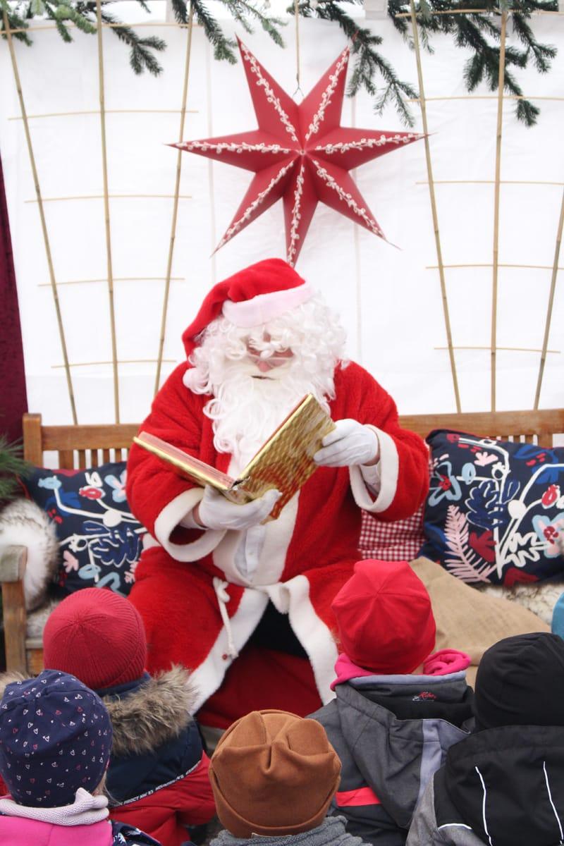 Adventsmarkt und Weihnachten